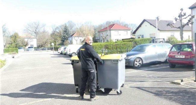 Entretien des déchets