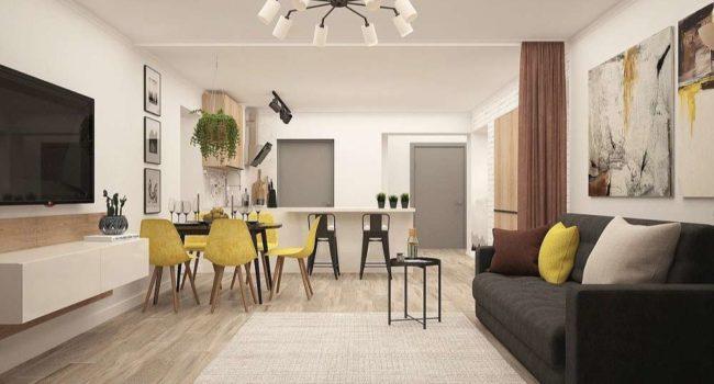 Nettoyage appartements & maisons