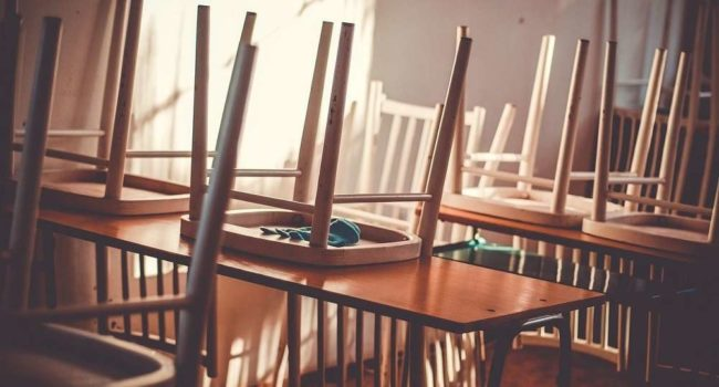 Nettoyage écoles